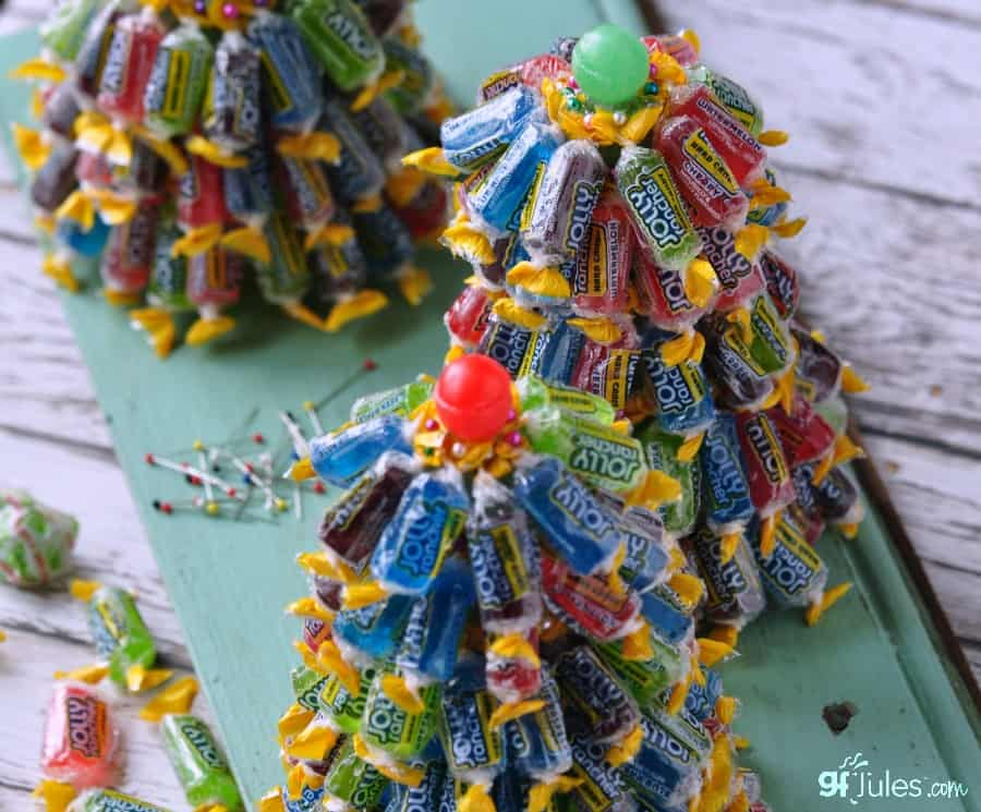 gluten free candy trees - gfJules