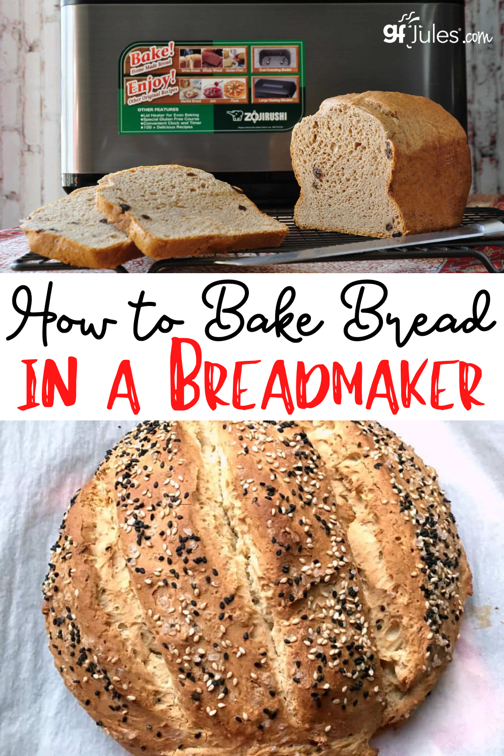 Baking Gluten Free Bread in a Breadmaker