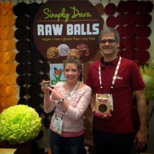 Simply Dara's Raw Balls - if you can stop giggling, they're really good!