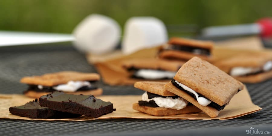 Gluten Free S'mores Cookie Recipe