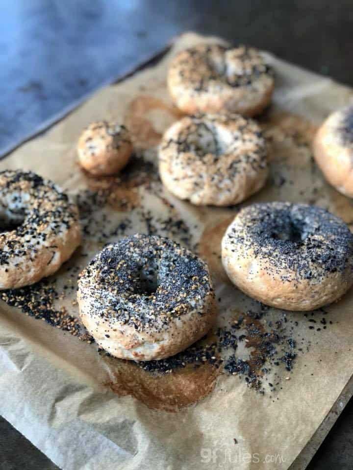 Easy Gluten Free Bagel Recipe