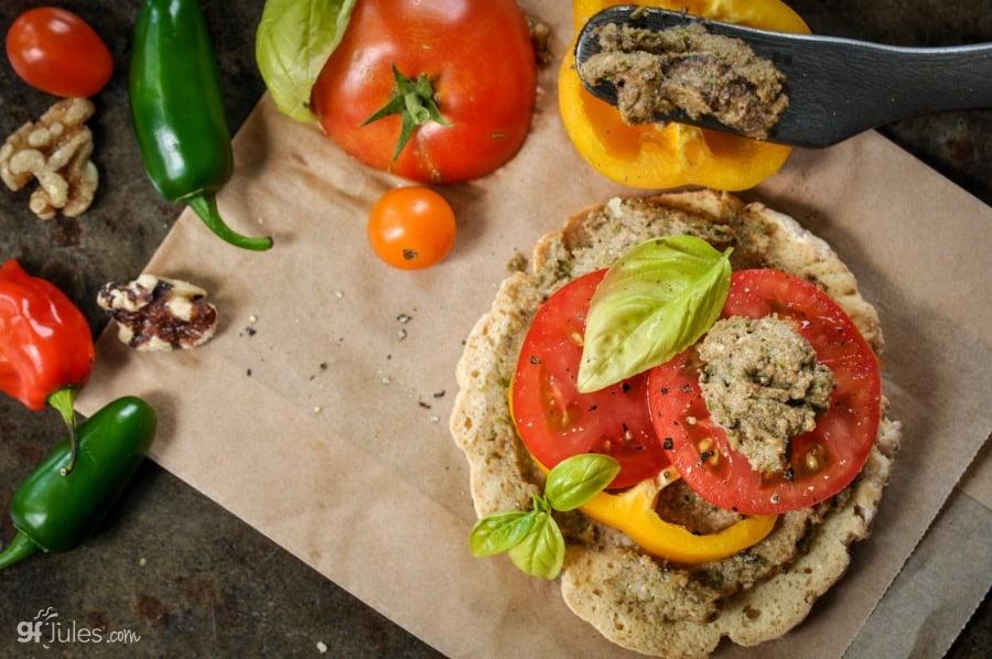 No-Garlic Pesto Recipe